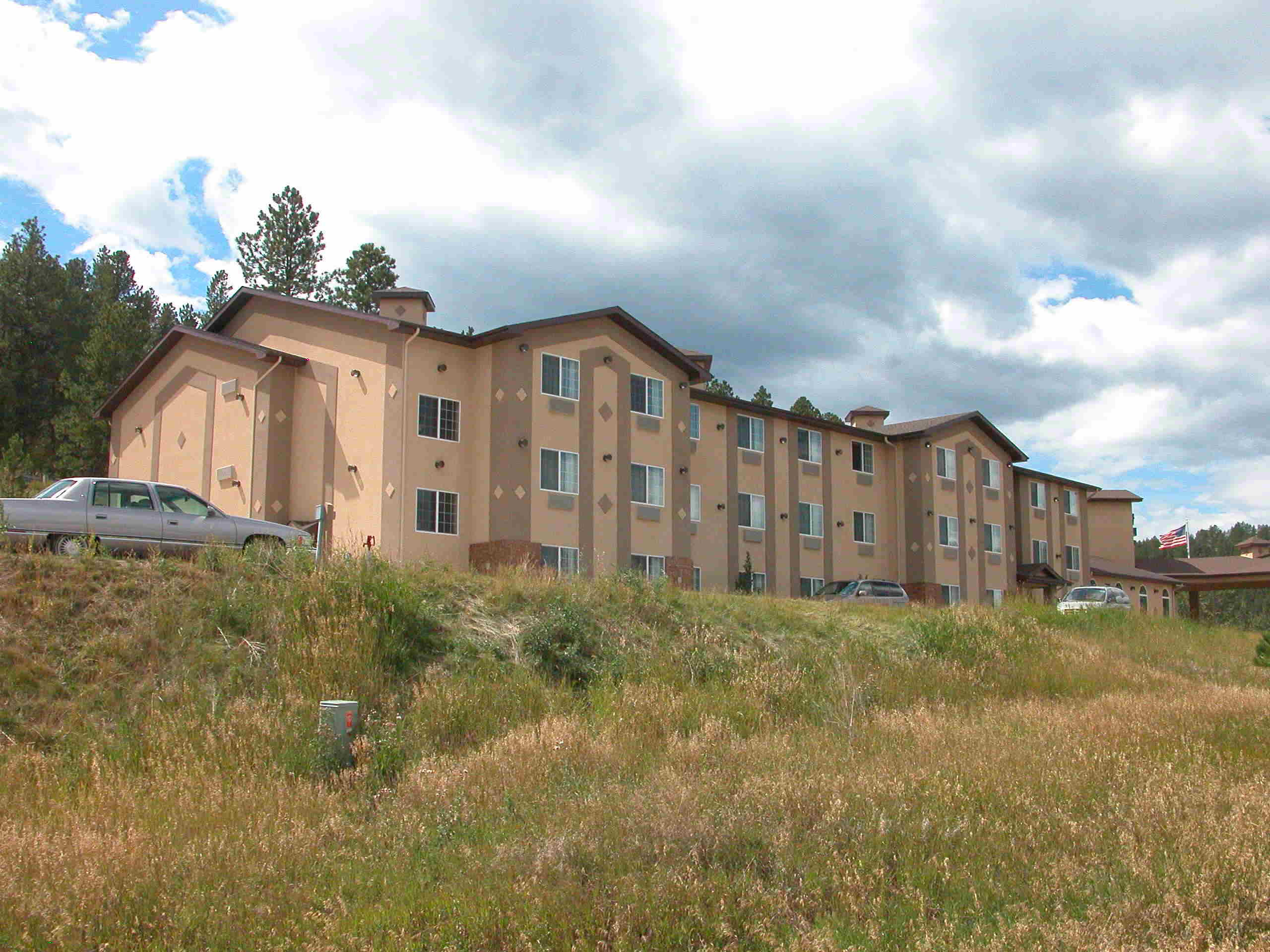 Hill City Sd Holiday Inn Express Hotel Suites